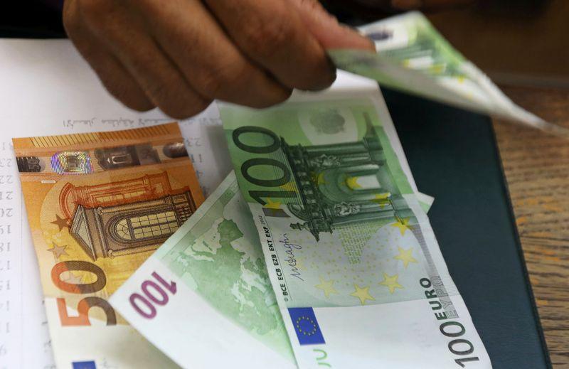 Рост ВВП еврозоны во 2 кв пересмотрен вверх из-за резкого восстановления потребительских расходов
