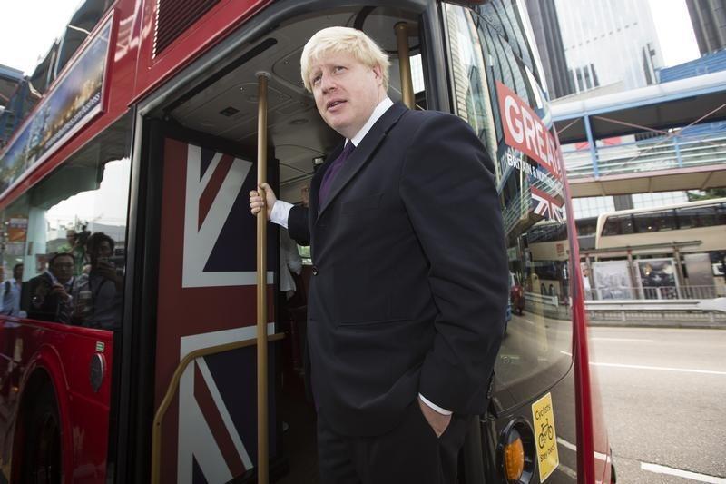 Борис Джонсон повысит налоги, в том числе на дивиденды