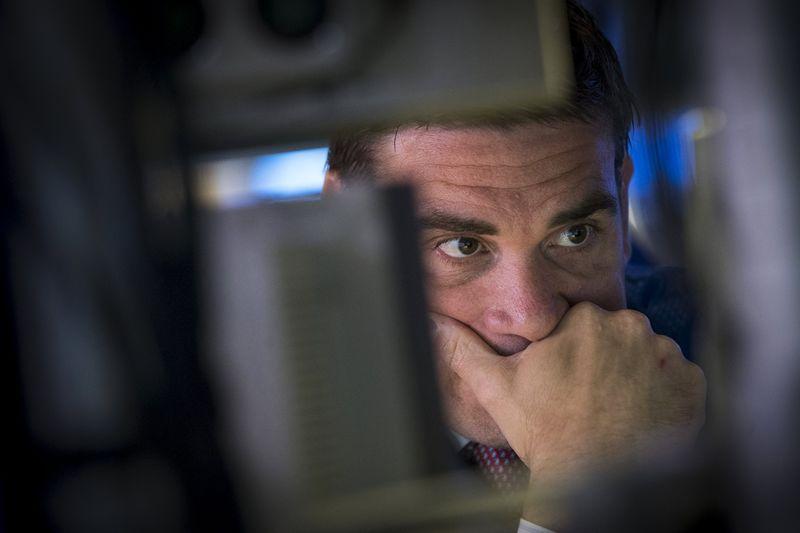Индекс Мосбиржи упал на 0,5%, индекс РТС - на 0,8%