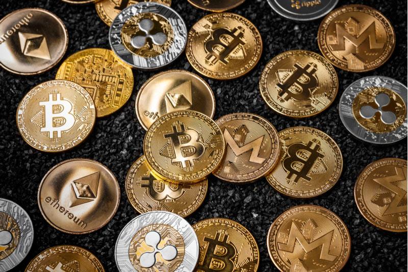 Криптовалюта EOS просела на 17%