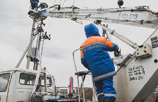 «Мособлэнерго» завершила запланированные на 2021 год работы в Ступино