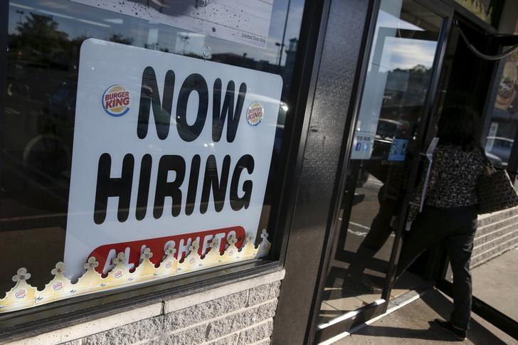 Что встряхнёт рынки: заявки на пособие по безработице