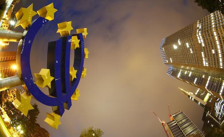 Европейские индексы на спаде в преддверии заседания ЕЦБ