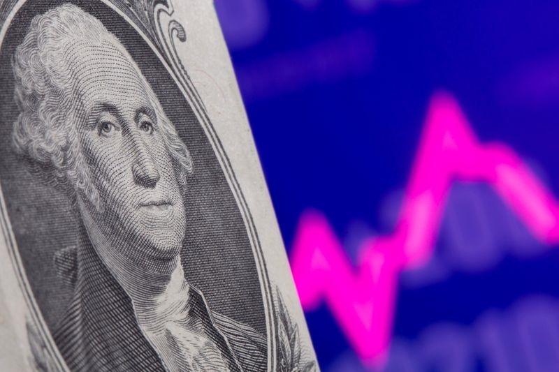 Доллар укрепляется в начале недели