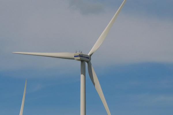 В Самарской области  началось строительство крупнейшего в Приволжском федеральном округе ветроэнергетического кластера