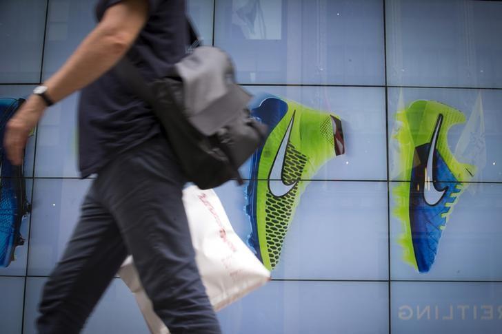 Apple и Viacom CBS выросли на премаркете, а Nike и Alibaba упали