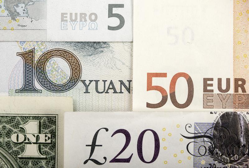 Доллар дешевеет к большинству валют