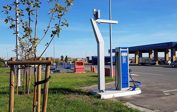 «Белгородэнерго» развивает зарядную инфраструктуру для электромобилей