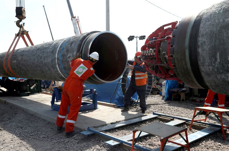 Кремль: Скорейший ввод Северного потока-2 сбалансирует цены на газ в Европе