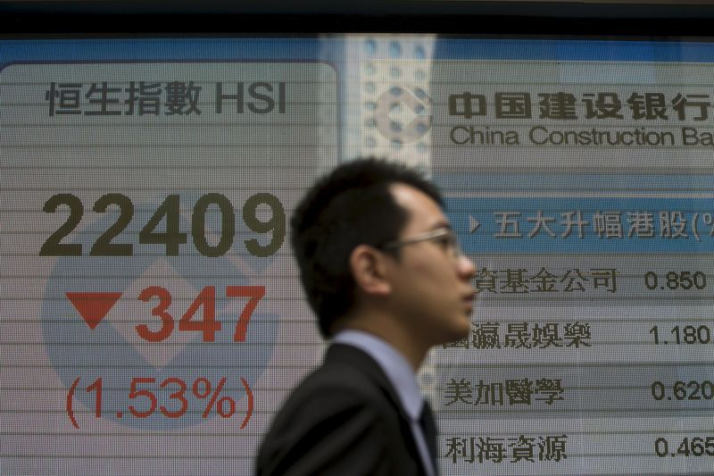 Азиатский рынок падает из-за репрессий против игрового сектора