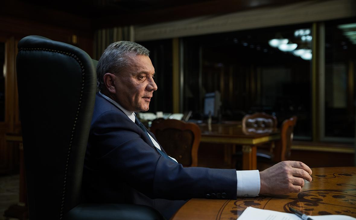Вице-премьер поддержал создание газохимических заводов на Ямале