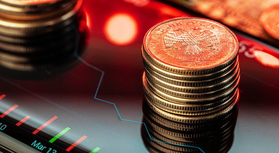 Падение мировых рынков ударило по рублю