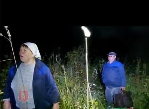 Компания «Россети Сибирь» нашла пропавших в лесу пенсионеров благодаря ЛЭП