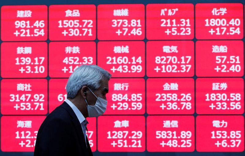 Nikkei показал сильнейшее однодневное падение за 3 мес на фоне возможного дефолта Evergrande