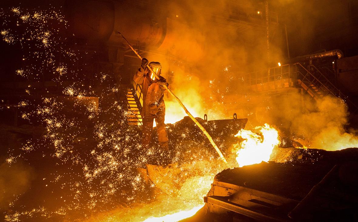 Минфин описал схему повышения налогов для металлургов