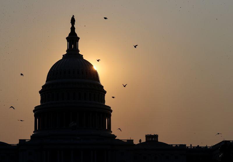 Палата представителей США одобрила законопроект о лимите госдолга