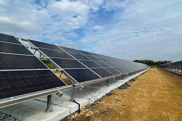 Складской комплекс в Ростовской области обеспечили солнечной энергией