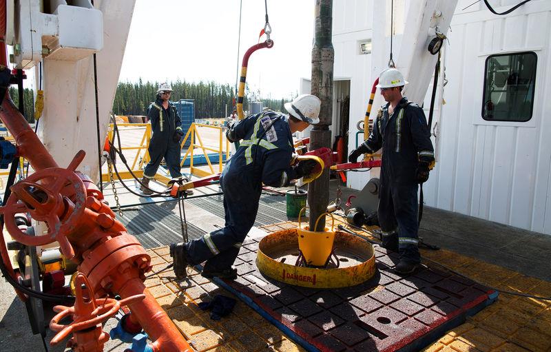 Цены на нефть перешли к снижению