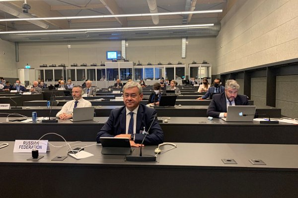 Алексей Кулапин представит интересы России в ООН