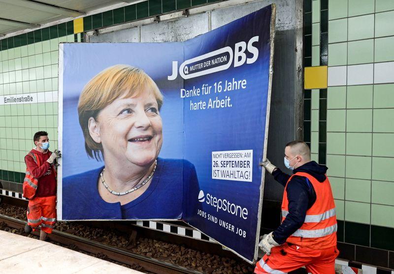 Пятерка в фокусе: Auf Wiedersehen, фрау Меркель