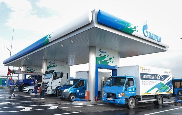 ЮФО входит в тройку лидеров в РФ по ключевым показателям газомоторного рынка