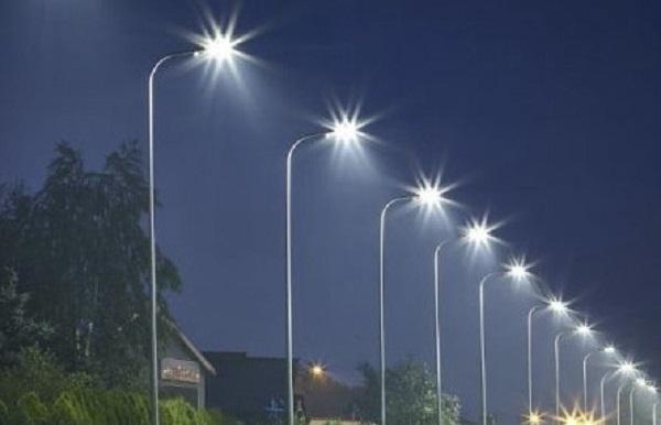 В Подмосковье вложили 11 млн. рублей в наружное освещение сельских территорий