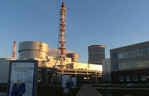 Ленинградская АЭС готова к работе в осенне-зимний период