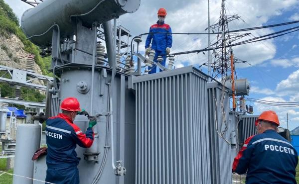 «Севкавказэнерго» завершает подготовку электросетевого комплекса Северной Осетии к ОЗП