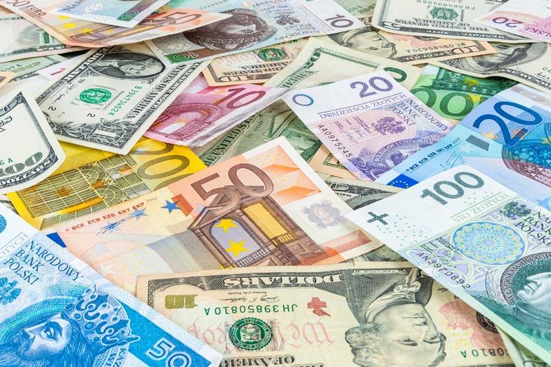 Доллар подешевел на 15 копеек