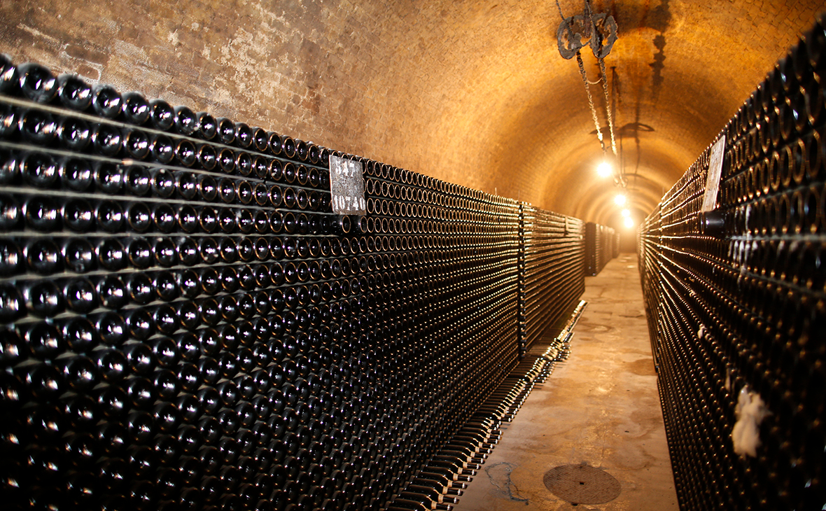 Минсельхоз предложил дать возможность вернуть «шампанское» на этикетках