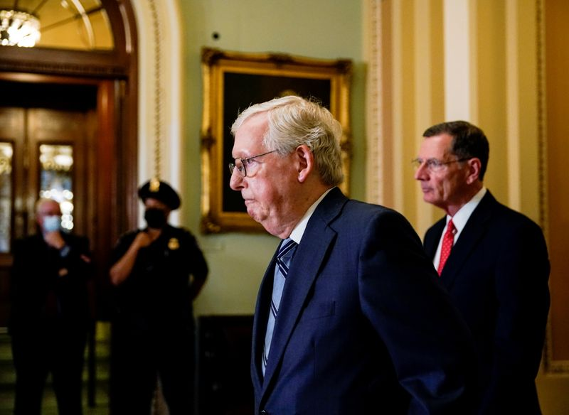Республиканцы в Сенате опять заблокировали повышение лимита госдолга США