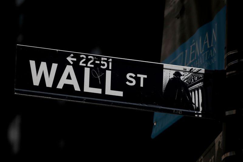 Уолл-стрит упала на фоне роста доходности госбондов, инфляционных опасений