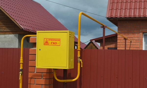 В рамках Социальной газификации «Мособлгаз» подключил к сетям 3005 частных домов