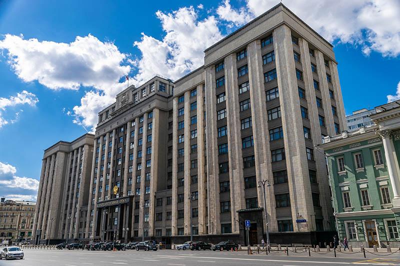Правительство завтра внесет в Госдуму проект бюджета на 2022-2024 гг.