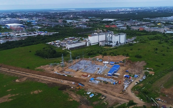 На площадках ТОР «Надеждинская» строят транспортную и инженерную инфраструктуру