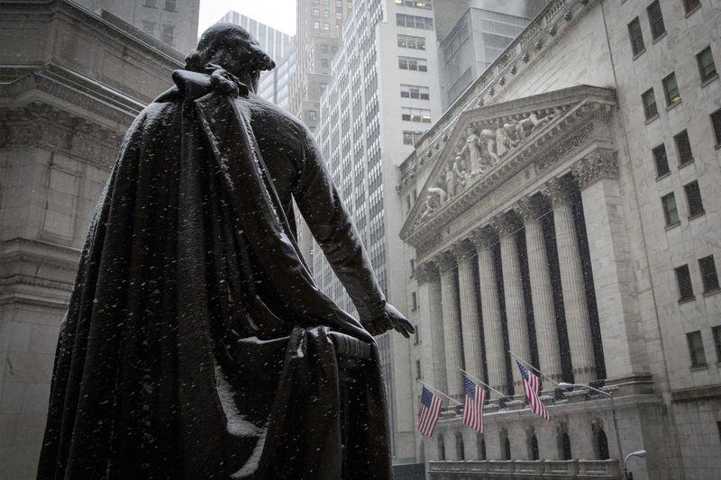 Уолл-стрит вернулась к росту