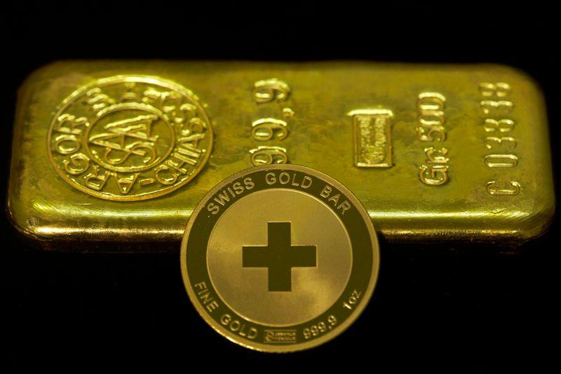 Цены на золото волатильны на фоне ожиданий сворачивания стимулов