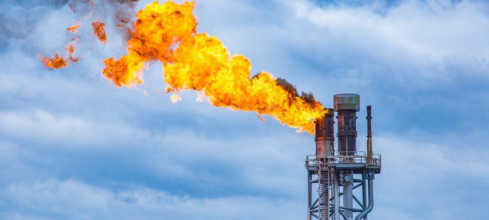 Цены на газ в Европе пробили $1100