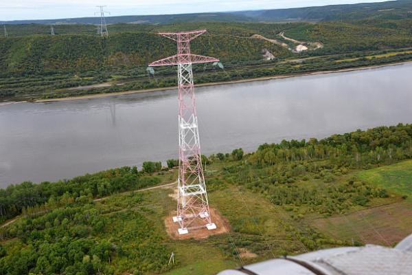 Компания «Россети ФСК ЕЭС» провела техническое обслуживание энерготранзитов в Китай