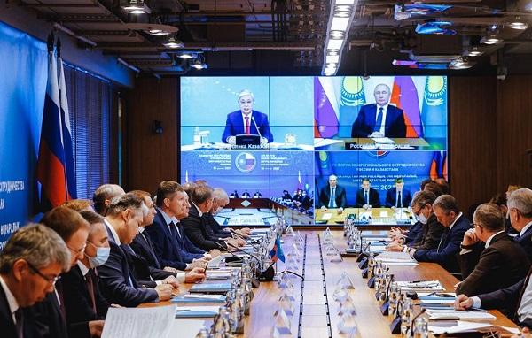 Россия и Казахстан будут синхронизировать системы климатического регулирования