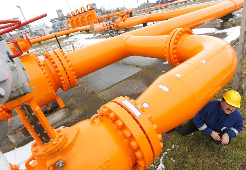 Газпром за 9 мес 21г увеличил экспорт газа в Европу на 15,3%