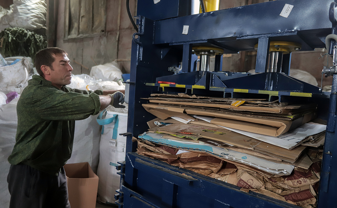 Минприроды нашло способ повысить норму утилизации упаковки с 2022 года