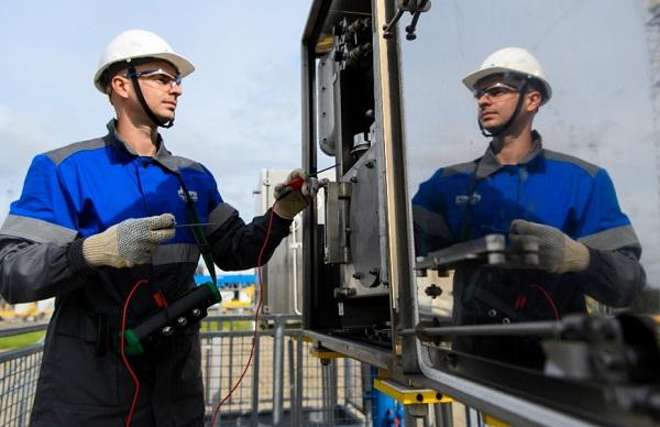 «Газпром» наращивает добычу газа