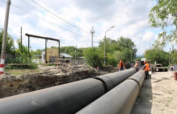 «Т Плюс» вложит 30 млн. рублей в строительство теплотрасс в Саранске