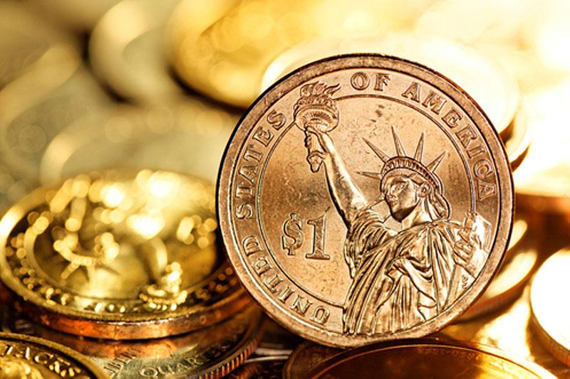 Средний курс доллара США со сроком расчетов
