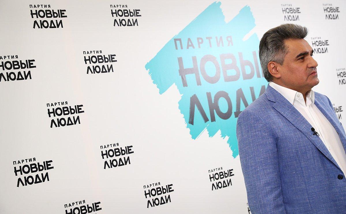 Лидер новой думской партии передал Faberlic в доверительное управление