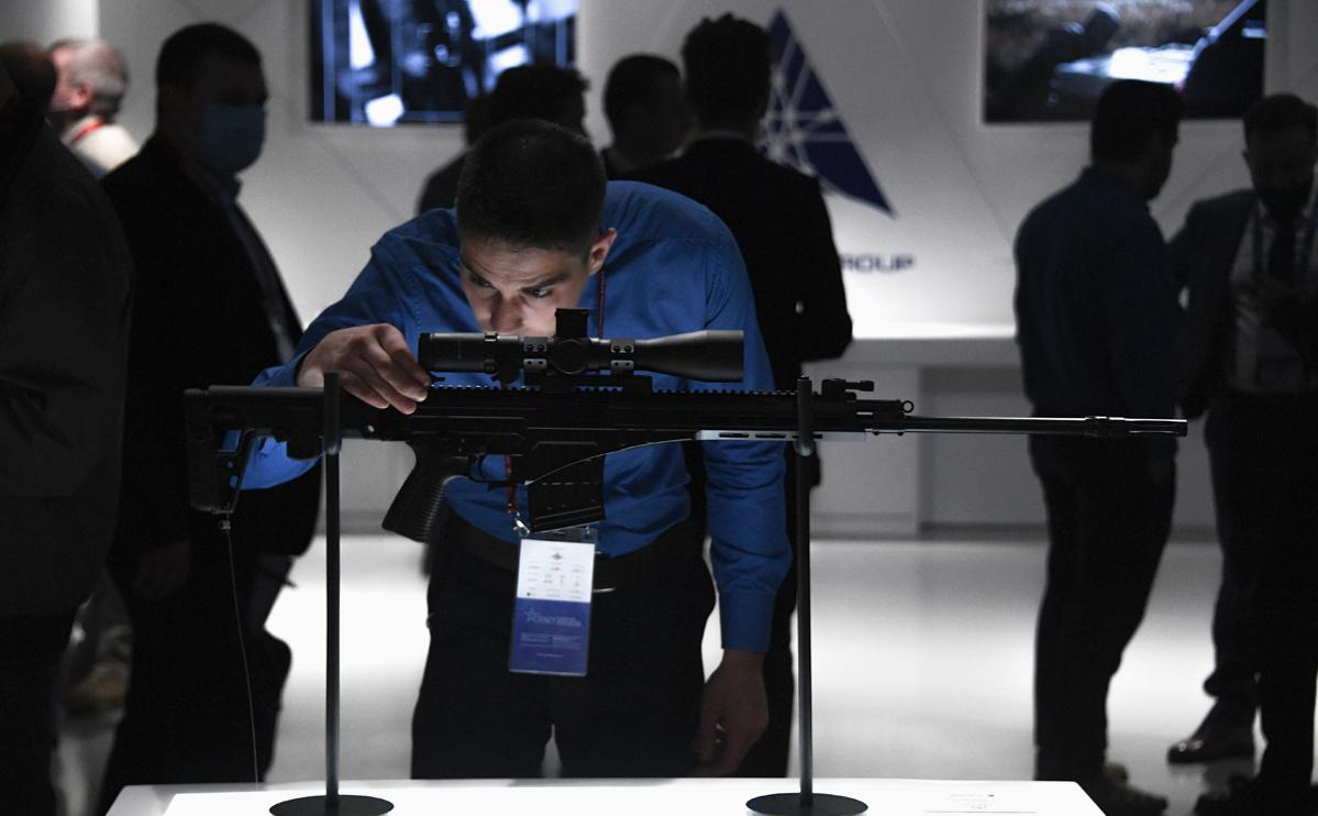 «Калашников» объявил о завершении испытаний снайперской винтовки Чукавина