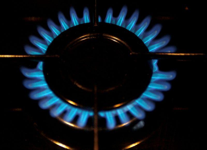 Цена на газ в Европе впервые в истории превысила 100 евро