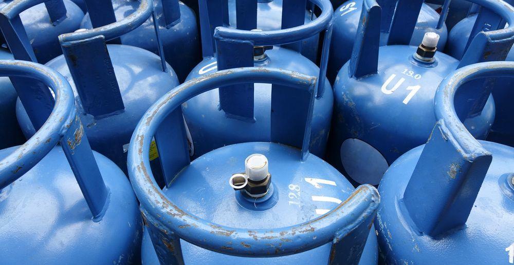 Стоимость газа в Европе превысила $1350