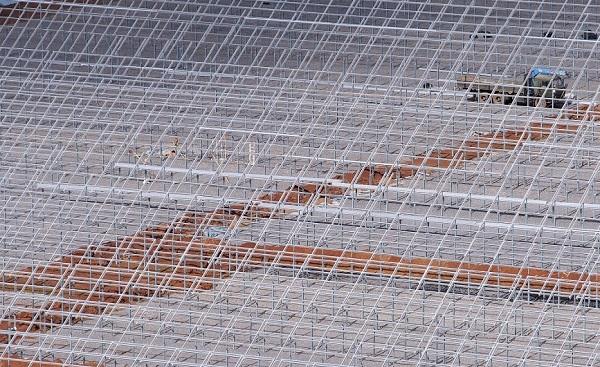 Строительная готовность СЭС на «ПОЛИЭФ» достигла 60%
